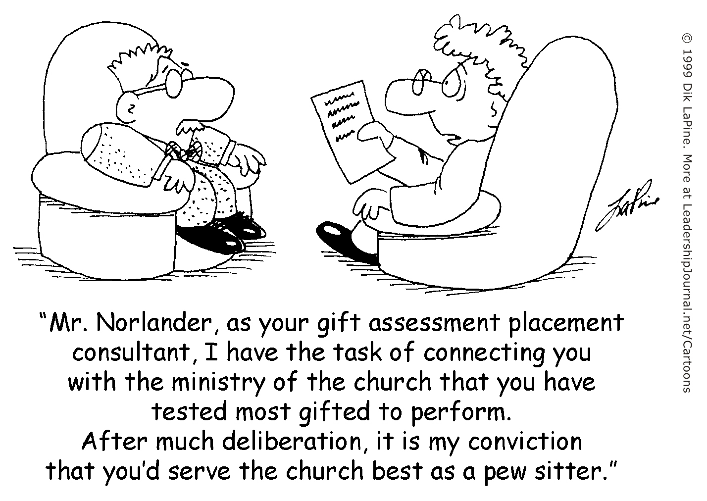 analysis of the gift of faith