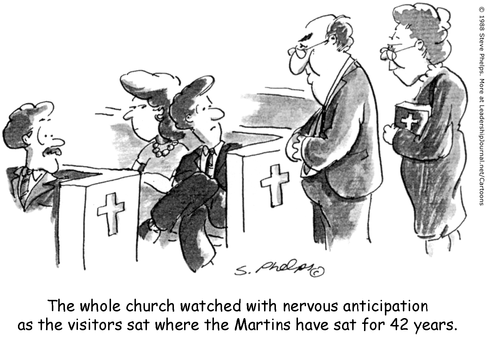 pew visitors martins cartoon version