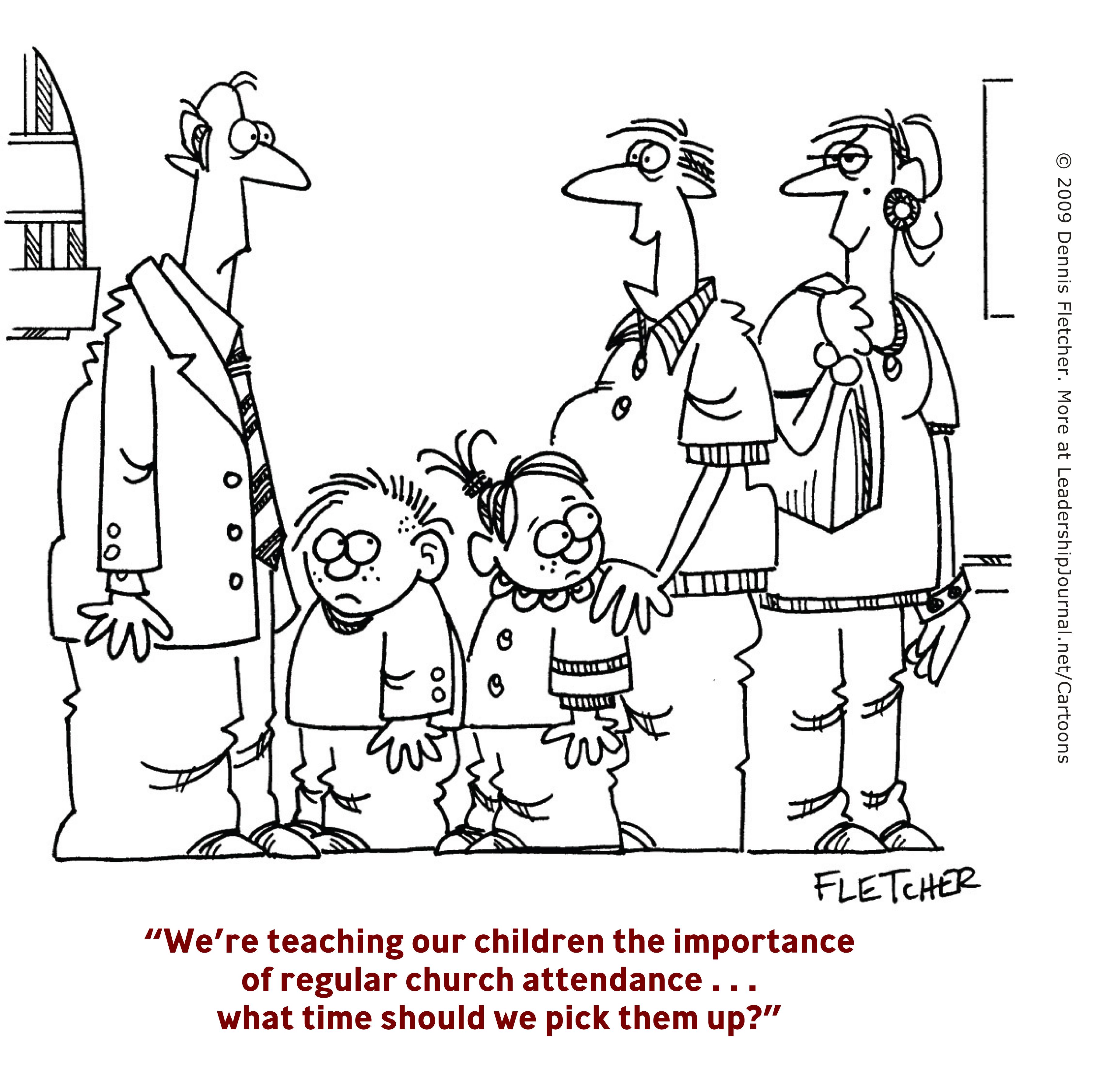 Teaching Children About Church Attendance Ct Pastors