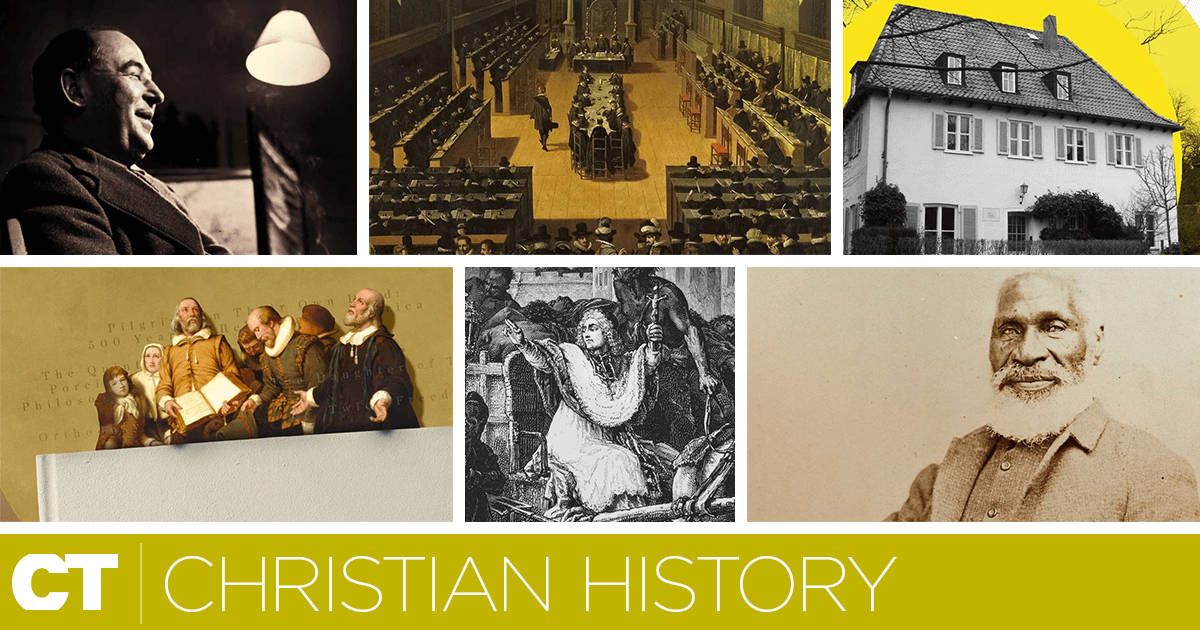 The Anabaptists: Christian History Timeline